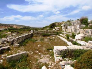 General view - courtesy of Dvir Raviv © <i> synagogues.kinneret.ac.il </i>