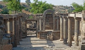 General view looking south - Gilead Peli all rights reserved © <i> synagogues.kinneret.ac.il </i>