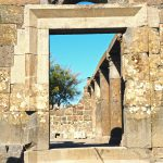 Southern entrance - Gilead Peli all rights reserved © <i> synagogues.kinneret.ac.il </i>