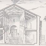 Reconstruction, Sukeinik 1932: plate 7 © <i> synagogues.kinneret.ac.il </i>