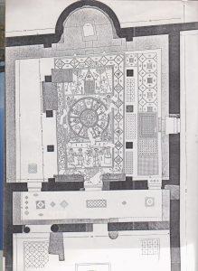 Plan Sukeinik 1932: plate 27 © <i> synagogues.kinneret.ac.il </i>