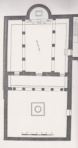 Plan Sukeinik 1932: plate 6 © <i> synagogues.kinneret.ac.il </i>