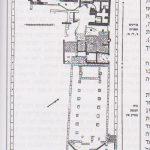 Mazar 1958: 23, courtesy of the Israel Exploration Society © <i> synagogues.kinneret.ac.il </i>