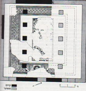 אבי יונה 1993. באדיבות החברה לחקירת ארץ ישראל. © <i> synagogues.kinneret.ac.il </i>