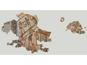 פסיפס. באדיבות עוזי ליבנר. © <i> synagogues.kinneret.ac.il </i>