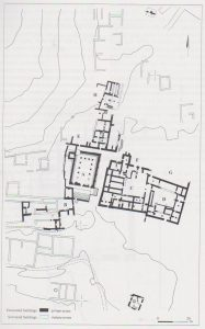 Yevin 2000: 5, courtesy of the Israel Antiquities Authority © <i> synagogues.kinneret.ac.il </i>