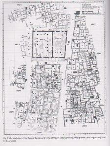 General plan Arubas and Talgam 2014: 238, courtesy of Benny Arubas © <i> synagogues.kinneret.ac.il </i>