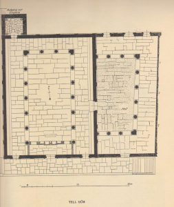 Kohl and Watiznger 1916: Tafel II © <i> synagogues.kinneret.ac.il </i>