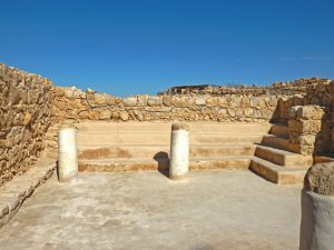 General view - Gilead Peli all rights reserved  © <i> synagogues.kinneret.ac.il </i>