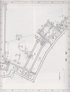 Netzer 1991: 393 plan 34, courtesy of the Israel Exploration Society © <i> synagogues.kinneret.ac.il </i>