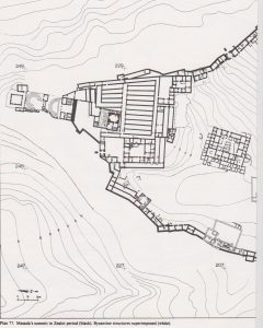 Netzer 1991: plan 77, courtesy of the Israel Exploration Society © <i> synagogues.kinneret.ac.il </i>