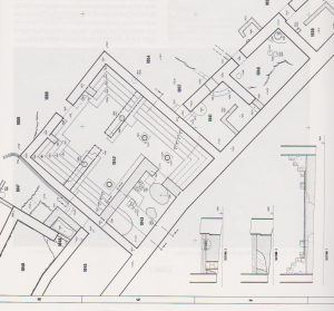 Netzer 1991: 403 plan 35, courtesy of the Israel Exploration Society © <i> synagogues.kinneret.ac.il </i>
