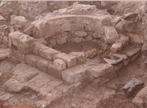 Apse courtesy of Yossi Buchman © <i> synagogues.kinneret.ac.il </i>