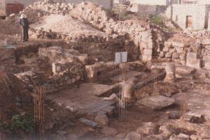 Courtesy of Yossi Buchman © <i> synagogues.kinneret.ac.il </i>