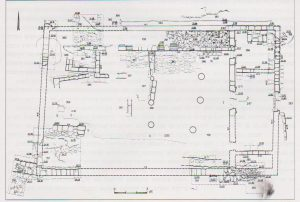 Plan courtesy of Shimon Dar © <i> synagogues.kinneret.ac.il </i>