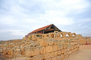 General view - Gilead Peli all rights rereved © <i> synagogues.kinneret.ac.il </i>