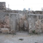 Apse, courtesy of Doron Sar-Avi © <i> synagogues.kinneret.ac.il </i>
