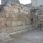 Benches, courtesy of Doron Sar-Avi © <i> synagogues.kinneret.ac.il </i>