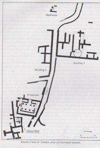 און ווקסלר בדולח 2062:2008. באדיבות שולמית וקסלר בדולח, רשות העתיקות והחברה לחקירת ארץ ישראל. © <i> synagogues.kinneret.ac.il </i>