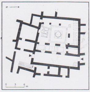 Barag 1993: 406, courtesy of the Israel Exploration Society © <i> synagogues.kinneret.ac.il </i>