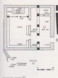 Ilan 1991: 302 © <i> synagogues.kinneret.ac.il </i>