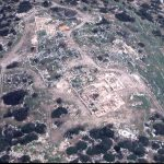 Aerial photo, courtesy of Boaz Zissu © <i> synagogues.kinneret.ac.il </i>