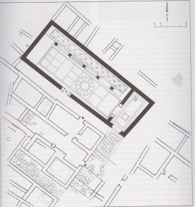 וייס 2005, 9. באדיבות פרופ' זאב וייס, חפירות ציפורי, האוניברסיטה העברית בירושלים. © <i> synagogues.kinneret.ac.il </i>