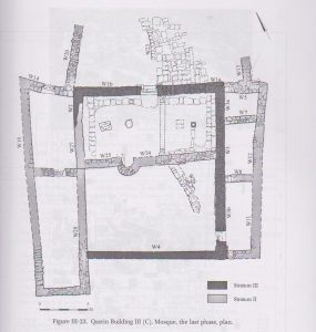 מבנה 3, חכלילי 2013, 91. ציור-נטשה זאק, רשות העתיקות. באדיבות רחל חכלילי. © <i> synagogues.kinneret.ac.il </i>