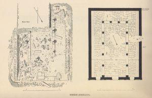 Kohl and Watzinger 1916: Tafel VII © <i> synagogues.kinneret.ac.il </i>