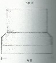 Maoz 1995: plate 59 fig. 3, courtesy of Zvi Maoz © <i> synagogues.kinneret.ac.il </i>