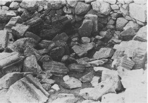 """קלונר תשמ""""ד: 67. באדיבות החברה לחקירת ארץ ישראל. © <i> synagogues.kinneret.ac.il </i>"""