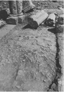 Levine 1980: 110. Courtesy of the Israel Exploration Society.  © <i> synagogues.kinneret.ac.il </i>