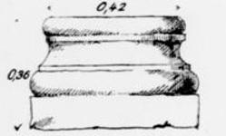 Kohl and Watzinger 1916:121 © <i> synagogues.kinneret.ac.il </i>