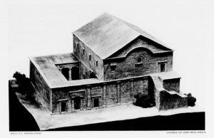 Kohl and Watzinger 1916:Tafel VI © <i> synagogues.kinneret.ac.il </i>