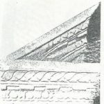 Ma'oz, Z. U. (1995). Ancient synagogues in the Golan: art and architecture. Golan Archeological Museum, 2, Plate 7:1 © <i> synagogues.kinneret.ac.il </i>