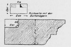 Kohl and Watzinger 1916:87 © <i> synagogues.kinneret.ac.il </i>