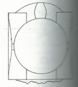 Maoz 1995: plate 74 fig. 2, courtesy of Zvi Maoz © <i> synagogues.kinneret.ac.il </i>
