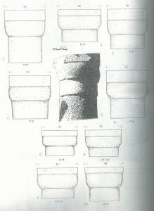 Maoz 1995: plate 106 fig. 1-10, courtesy of Zvi Maoz © <i> synagogues.kinneret.ac.il </i>