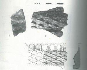 Maoz 1995: plate 68 fig. 1-2, courtesy of Zvi Maoz © <i> synagogues.kinneret.ac.il </i>