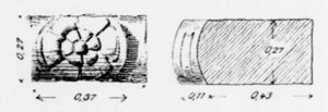Kohl and Watzinger 1916:111 © <i> synagogues.kinneret.ac.il </i>