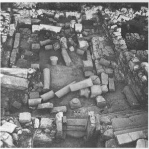 Meyers 1972: 59. Courtesy of the Israel Exploration Society © <i> synagogues.kinneret.ac.il </i>