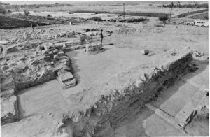 Barag and Porat 1970: 98. Courtesy of the Israel Exploration Society © <i> synagogues.kinneret.ac.il </i>