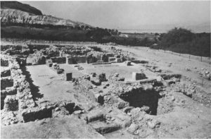 Barag, Porat and Netzer 1972: 53. Courtesy of the Israel Exploration Society. © <i> synagogues.kinneret.ac.il </i>
