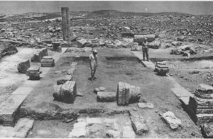 Levine 1980: 108. Courtesy of the Israel Exploration Society.  © <i> synagogues.kinneret.ac.il </i>