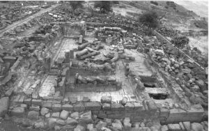 Ben-David, Gonen and Drei 2006: 113. Courtesy of the Israel Exploration Society © <i> synagogues.kinneret.ac.il </i>