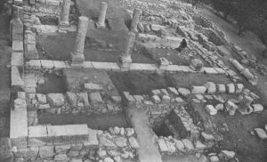 Meyers 1980: 42. Courtesy of the Israel Exploration Society.  © <i> synagogues.kinneret.ac.il </i>