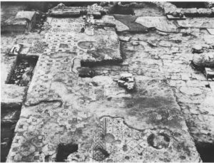 Tzaferis 1974: 112. Courtesy of the Israel Exploration Society. © <i> synagogues.kinneret.ac.il </i>
