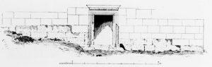 Kohl and Watzinger 1916:109 © <i> synagogues.kinneret.ac.il </i>