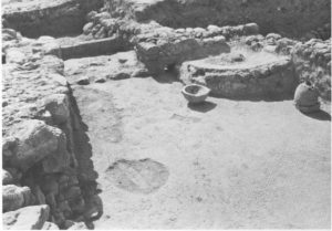 Barag, Porat and Netzer 1972: 54. Courtesy of the Israel Exploration Society. © <i> synagogues.kinneret.ac.il </i>