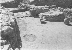Barag, Porat and Netzer 1972: 54. Courtesy of the Israel Exploration Society. © <i> synagogues.kinneret.ac.il </i>